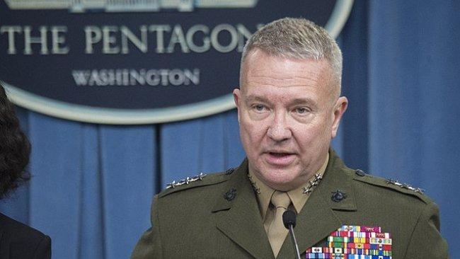 ABD'li Komutan Suriye'de kaç Amerikan askeri kaldığını açıkladı