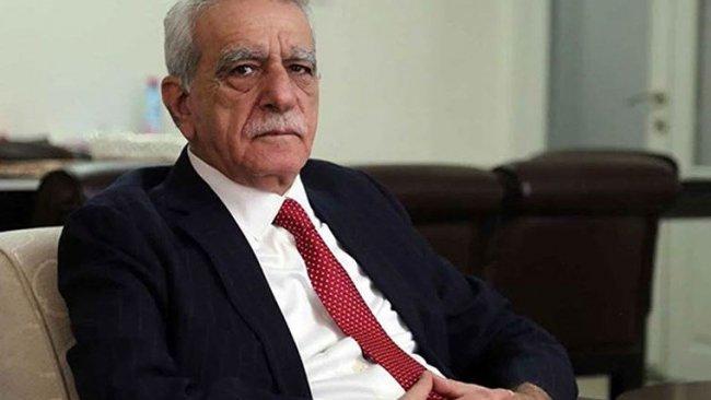 Ahmet Türk'ten 'kayyum' mesajı