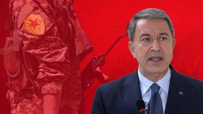 Akar: YPG konusunda Rusya ile mutabık kaldık