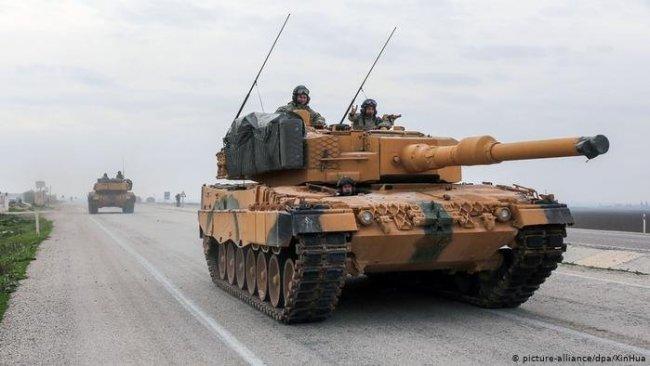 Berlin'den Alman tankları açıklaması: Elimizde bulgu yok