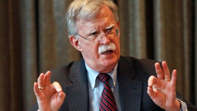 John Bolton: Beyaz Saray twitter hesabıma erişimimi engelledi