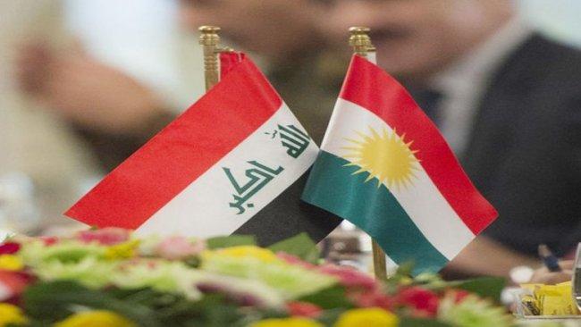 Kürdistan heyeti Bağdat'ta... Müzakere edilecek 4 başlık