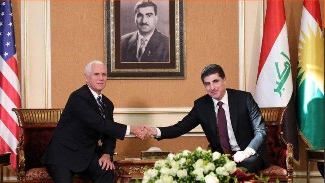 Pence: Kürdistan Bölgesi ve Peşmerge Güçleri'ne desteği sürdüreceğiz