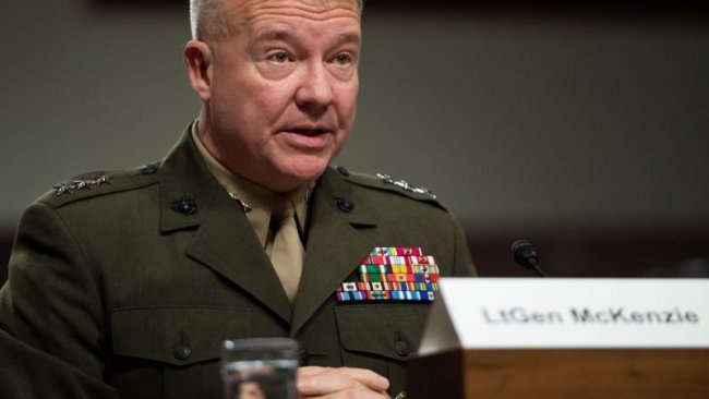 Pentagon: IŞİD'e karşı operasyona, DSG ile birlikte yeniden başlayacağız