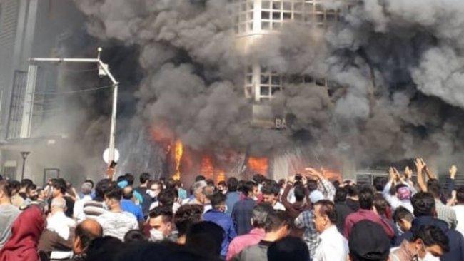 Uluslararası Af Örgütü'nden İran'daki protestolara ilişkin bilanço