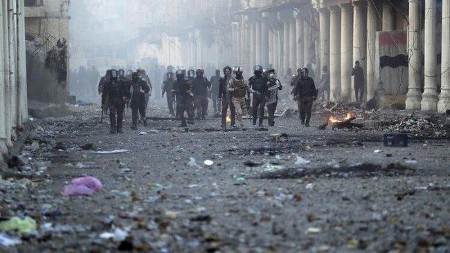 Irak'ta göstericilere ateş açıldı: En az 5 ölü