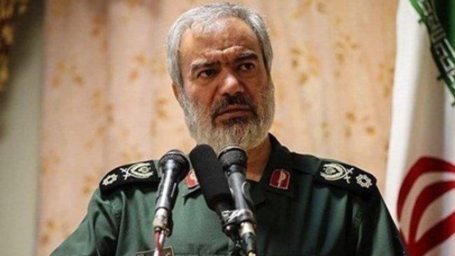 İran Devrim Muhafızları göstericiler 'paralı asker' olarak tanımladı