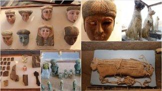 Mısır'da ilk kez bulundu! Firavunlar dönemine ait...