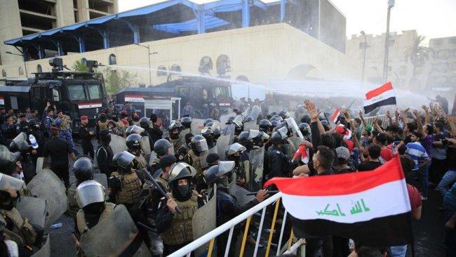 Irak'ta 'askeri darbe' olduğu iddiası