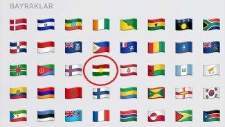 Kürdistan bayrağının emoji olması için imza kampanyası başlatıldı