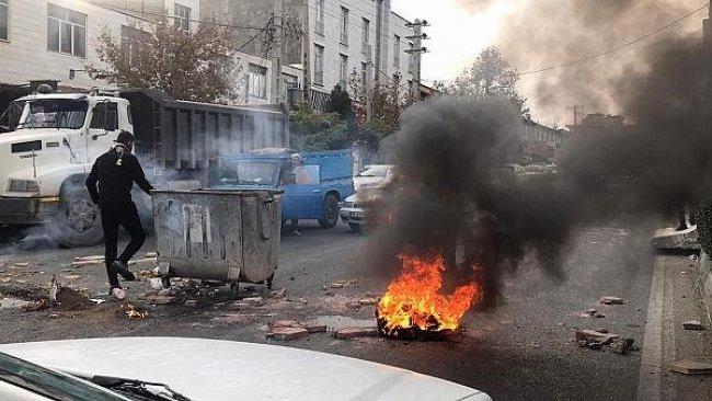 Af Örgütü İran'daki protesto gösterilerinin bilancosunu açıkladı