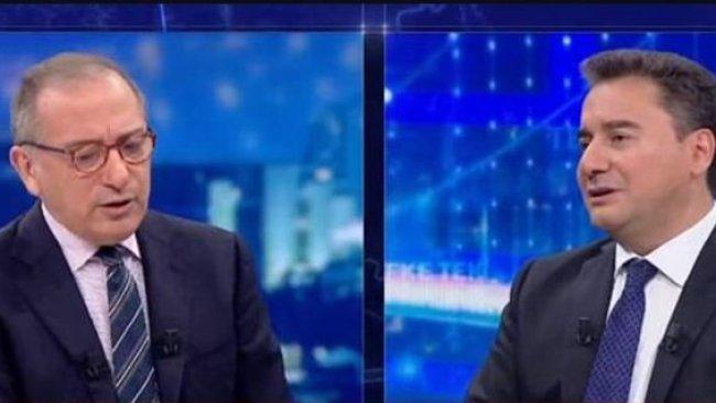 Babacan, canlı yayında AK Parti'den istifa sürecini anlattı