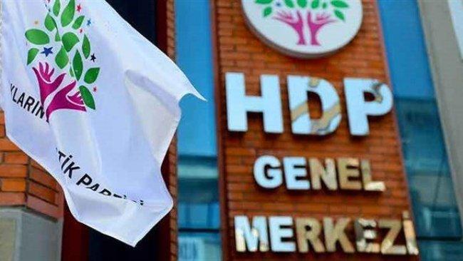 HDP'den 'İktidar zaman istedi' iddialarına açıklama