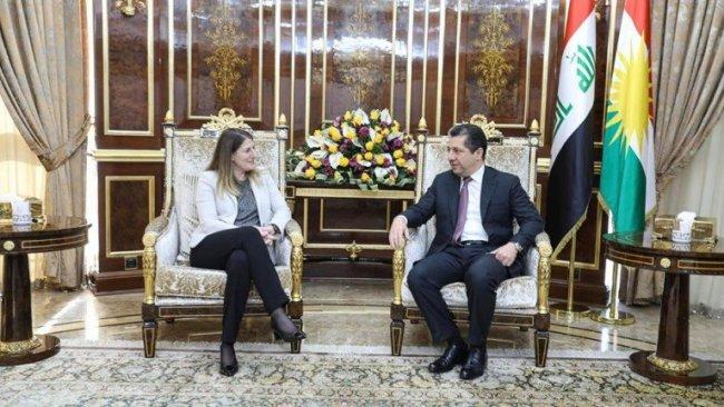 İngiltere'den Erbil'e reform desteği