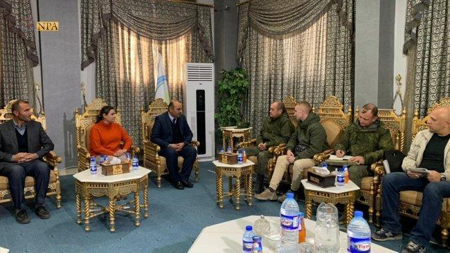 Kobane Yürütme Meclisi'nden Rus heyetiyle görüşme hakkında açıklama