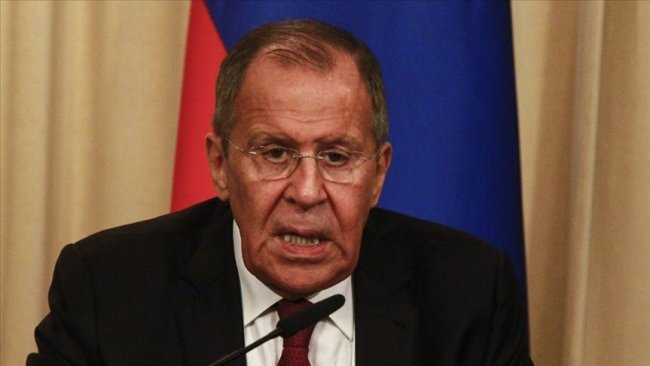 Lavrov'dan DSG açıklaması
