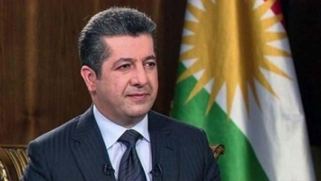 Başbakan Barzani yarın Ankara'ya gidiyor