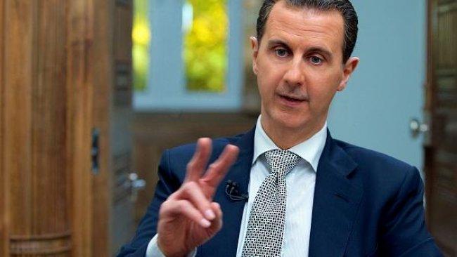Esad: Bu, Trump'ın şakalarından biri