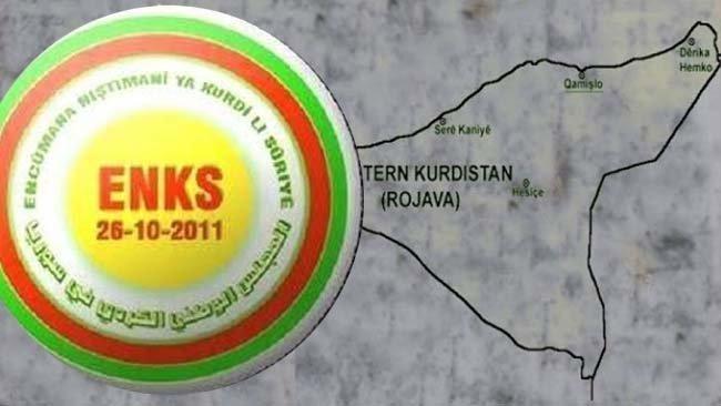 ENKS'den Uluslararası Devletlere 'Rojava' çağrısı