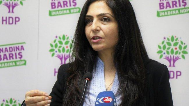 HDP'li Bedia Özgökçe Ertan hakkında tutuklama kararı