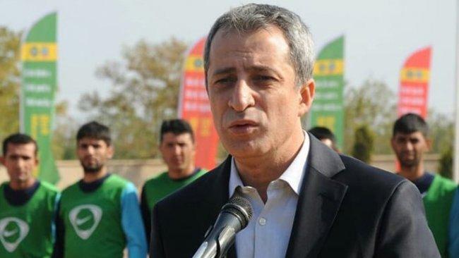 Metin Kılavuz, Süleyman Soylu'nun 'Amedspor-PKK' iddialarına yanıt verdi