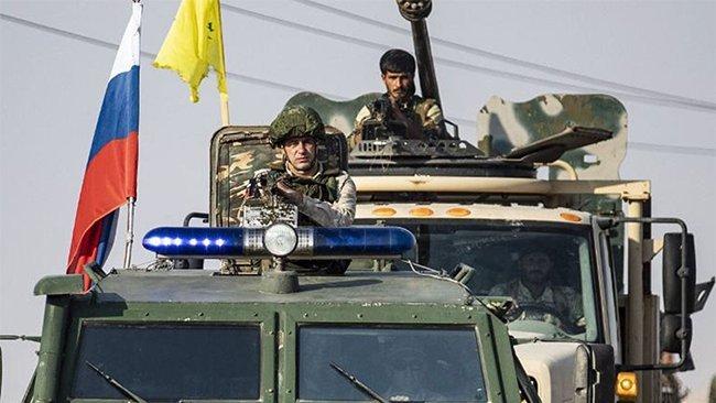 'Rusya, Rojava'da Kürtlere özerk bölgeler planlıyor'