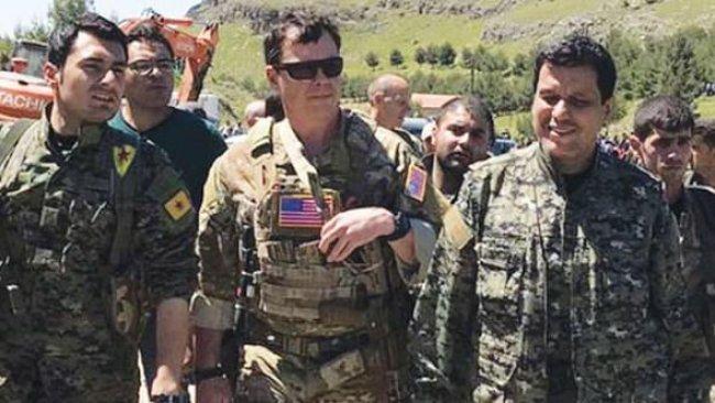 İsrail Gazetesi: ABD ve Kürtlerin ilişkisi kuvvetleniyor