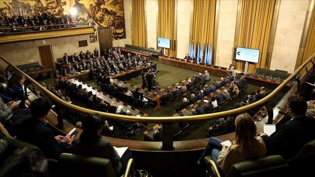 Kürtlersiz toplanan Suriye Anayasa görüşmeleri basarısız oldu