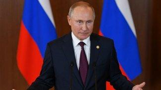 Putin: Suriye'de Kürtlerin desteğiyle başarıya ulaştık