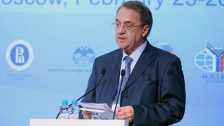 Rusya: Şam ile Ankara arasında diyalog başlamasından yanayız