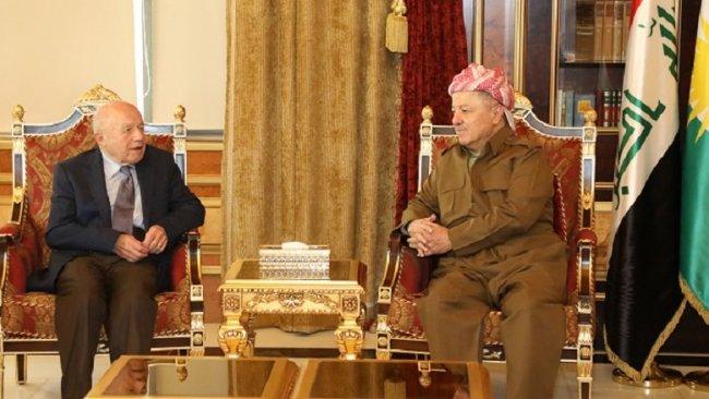 Başkan Barzani: İsmail Beşikçi büyük bir Kürt dostudur