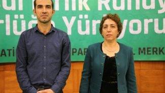 DBP'nin yeni Eş Genel Başkanları belli oldu