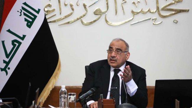 Irak Başbakanı Abdulmehdi, istifasını resmi olarak sundu