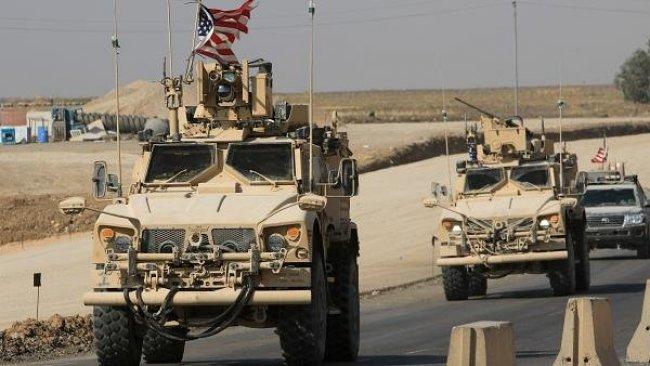 '20 araçlık ABD konvoyu Rojava'ya geçti'