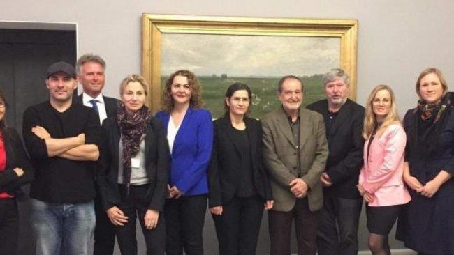 Danimarka'dan DSG'ye destek açıklaması