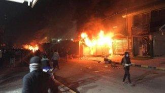 Irak'ta göstericilere ateş açıldı: 25 yaralı