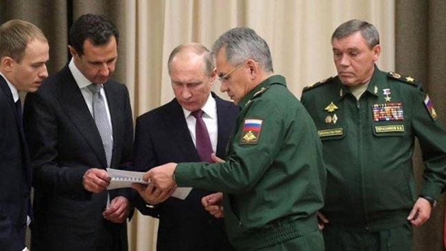 Rusya'dan Esad'a 'çekilmeye hazır ol' sinyali