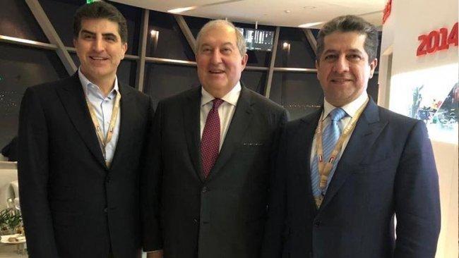 Kürdistan'dan Birleşik Arap Emirlikleri'ne üst düzey ziyaret