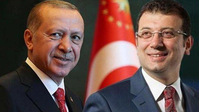 Piar'ın anketinde İmamoğlu'na iyi, Erdoğan'a kötü haber
