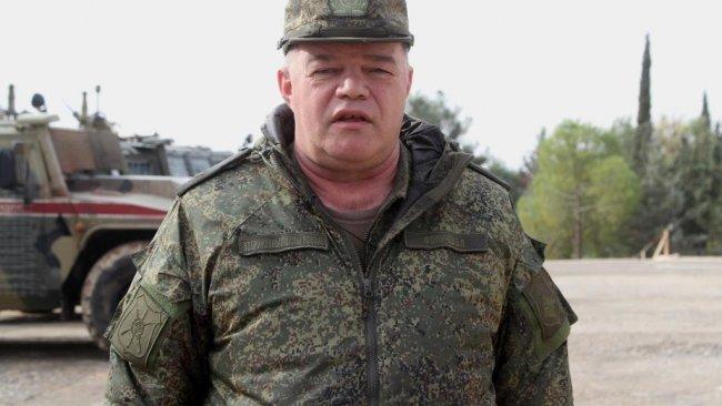 Rus komutan, 'DSG sınırdan çekilmedi' iddialarını yanıtladı