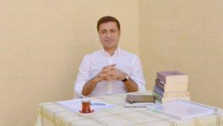 CHP heyeti  Demirtaş'ı ziyaret etti