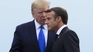Macron'dan NATO açıklaması: Sözlerimin arkasındayım