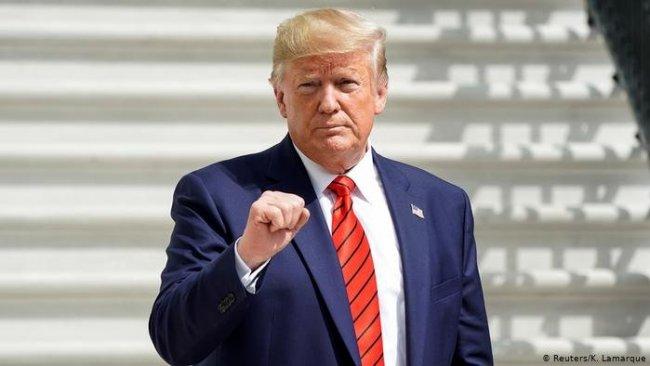 Trump'tan protestoculara açık destek