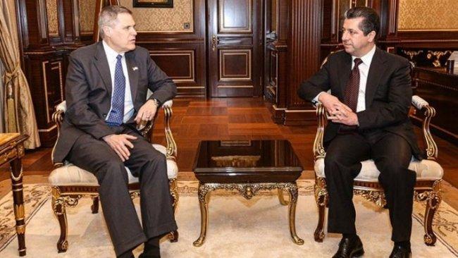 Başbakan Barzani: Sorunların çözümünde olumlu rol oynuyoruz