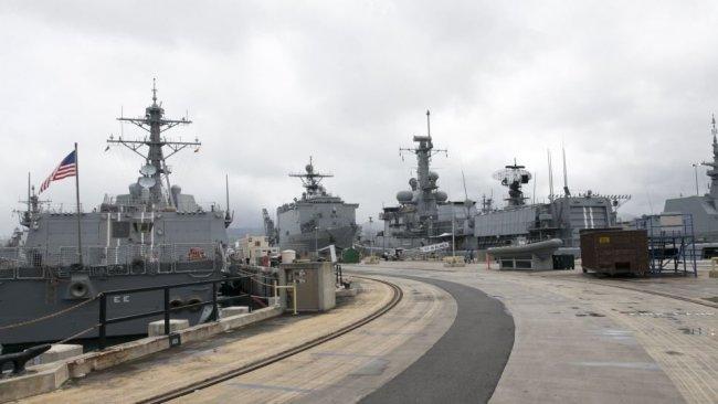 ABD'deki Pearl Harbor Üssü'nde silahlı saldırı