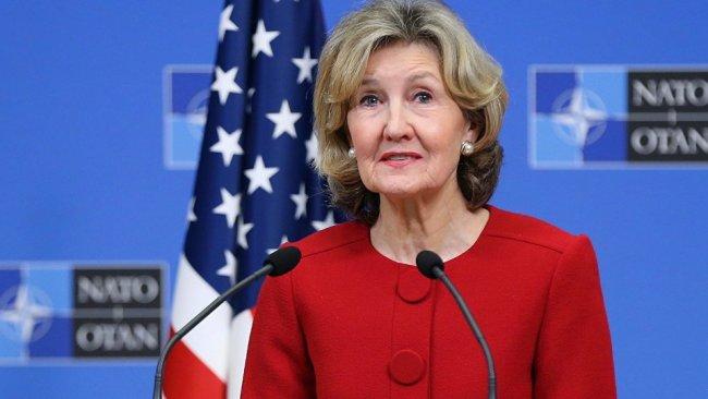 ABD'nin NATO Büyükelçisi: YPG'yi terörist olarak görmüyoruz