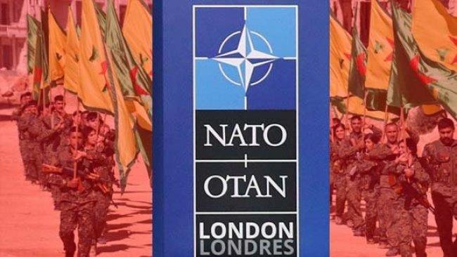 NATO: YPG'yi terörist değil, müttefik olarak görüyoruz