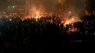 Bağdat'ta göstericilere ateş açıldı: 11 ölü