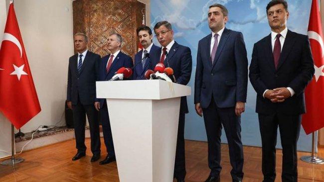 Davutoğlu'nun kuracağı partide 'Kürt' detayı