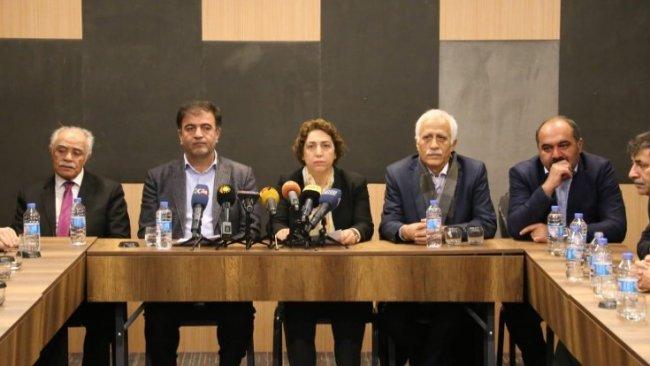 Kürt partileri 'ittifak'ta anlaştı: İşte toplantıda alınan kararlar...